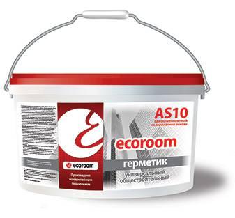 Акриловые герметики Ecoroom