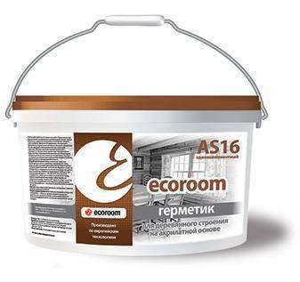 Герметики Ecoroom