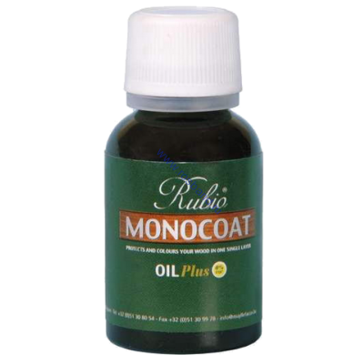 Масло Rubio Monocoat Oil Plus 2C, компонент А, 0.02л