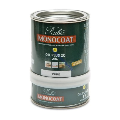Rubio Monocoat Oil Plus 2C, компонент А, 1л